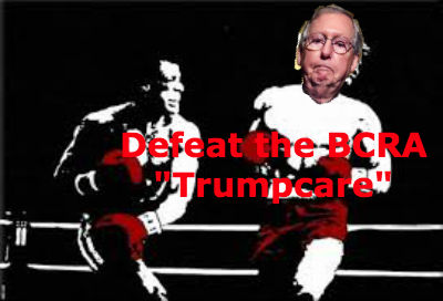 Defeat the BCRA